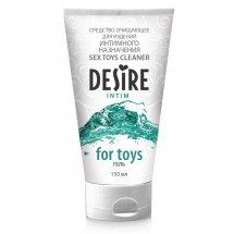 Очищающее средство для секс-игрушек DESIRE For Toys - 150 мл.