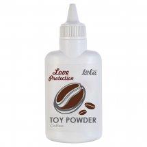 Пудра для игрушек с ароматом кофе Coffee - 30 гр.