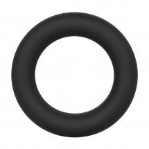 Черное эрекционное кольцо Link Up Ultra-Soft Verge
