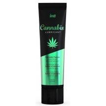 Интимный гель на водной основе Cannabis Lubricant - 100 мл.