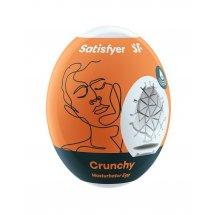 Мастурбатор-яйцо Satisfyer Crunchy Mini Masturbator