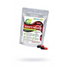 Капсулы для мужчин Man's Power+Lcamitin с гранулированным семенем - 2 капсулы (0,35 гр.)
