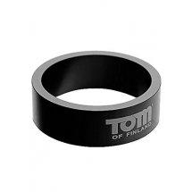 Лёгкое алюминиевое эрекционное кольцо Tom of Finland