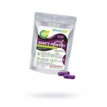 Капсулы для мужчин Man's Power+ с гранулированным семенем - 2 капсулы (0,35 гр.)