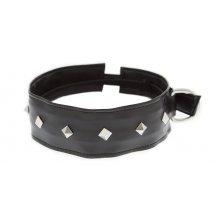 Полиуретановый ошейник с пуклями Collar with Studs
